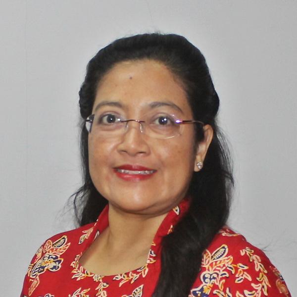 C. V. Dwi Indarwati, Dra., MT